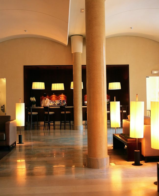 Hotel NH Collection Palacio de Burgos.
