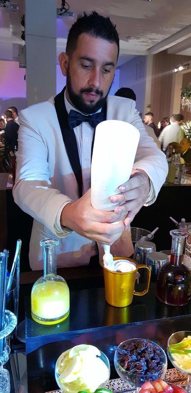 Mixing Coquetelaria