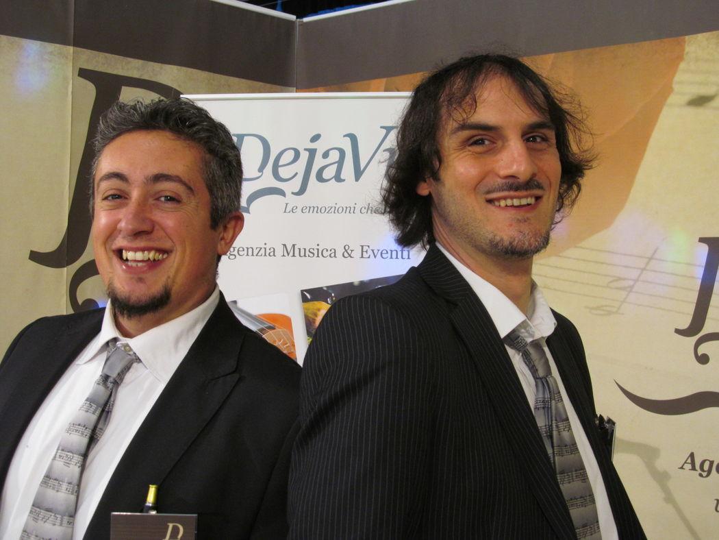 Marco  e Alessio www.dejavumusica.it