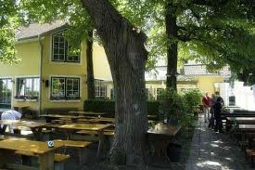 Beispiel: Garten / Terrasse, Foto: Zum Alten Mayer.