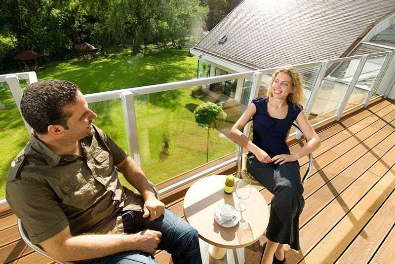 Beispiel: Terrasse, Foto: Hotel Krainerhütte.