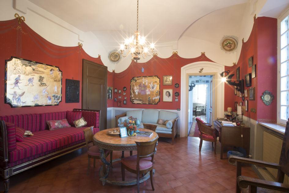 Salottino, Villa di Settima