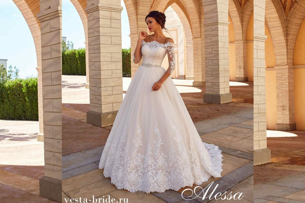 Vesta-bride
