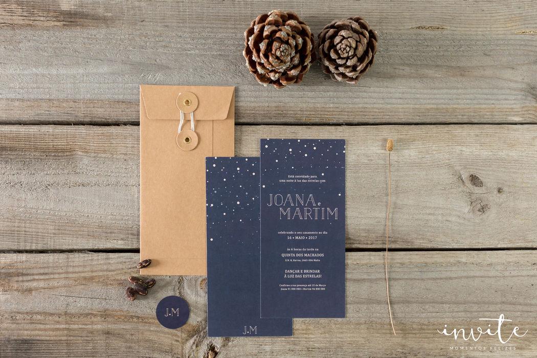 Convite Stars