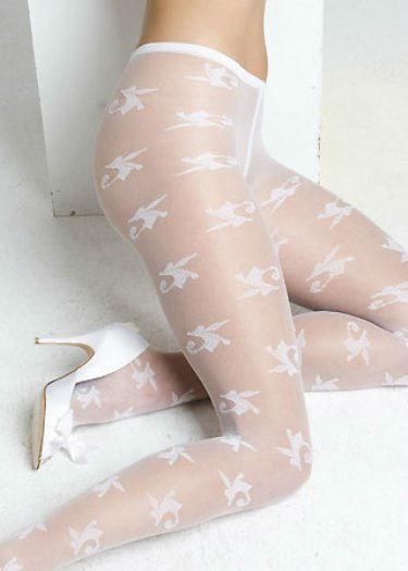 Beispiel: Strumpfhose, Foto: Velvet Dessous.