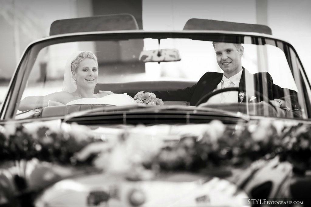 Beispiel: Portrait des Brautpaares, Foto: Stylefotografie.