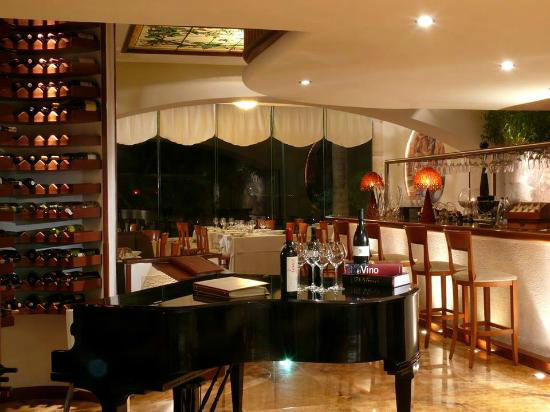 Restaurante Cenacolo - Kukulcán