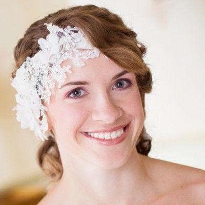 Headband Agatha Rose - Rhapsodie