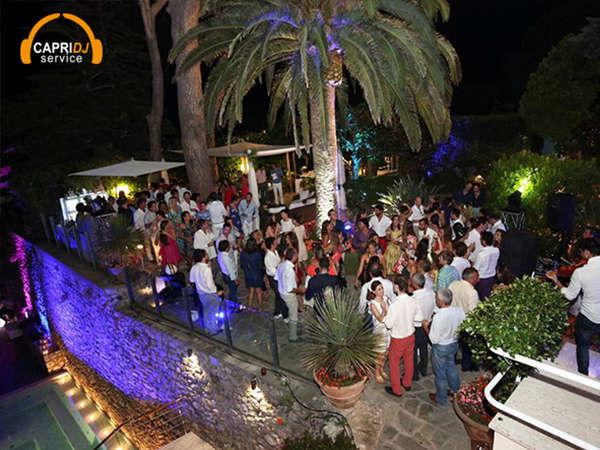Capri DJ Service