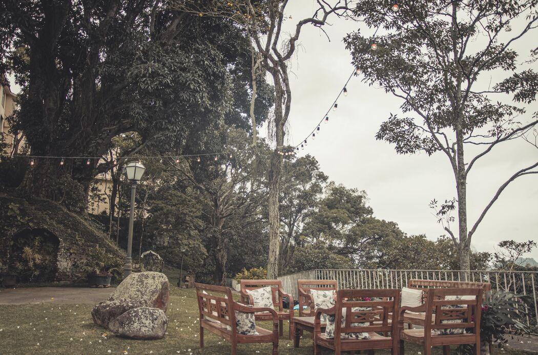 Carioca Rustick | Locação de Móveis