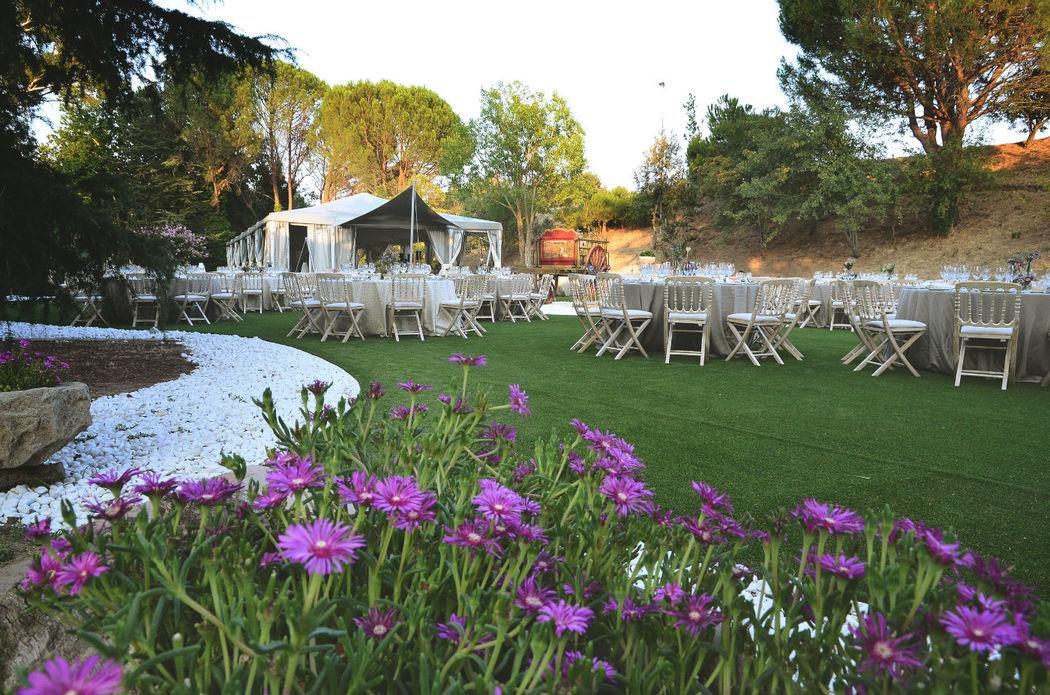 Jardín de Finca El Albero