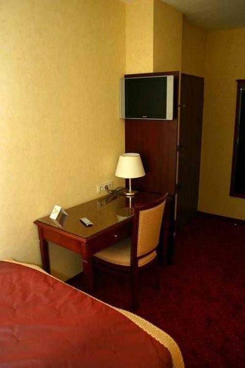 Beispiel: Hotelzimmer, Foto: Frischbier's Hotel-Restaurant.