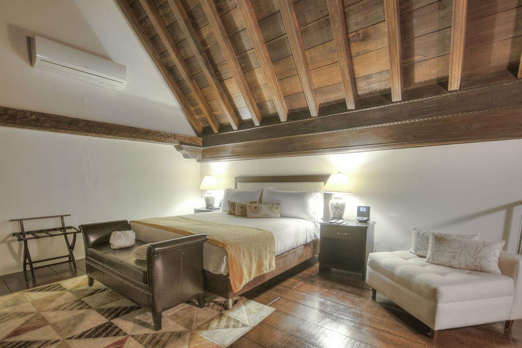 Habitación Suite Especificaciones: 16.15 mts2 área Habitaciones exclusivas con 2 niveles