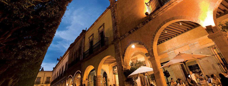 Hotel Mirabel en Querétaro