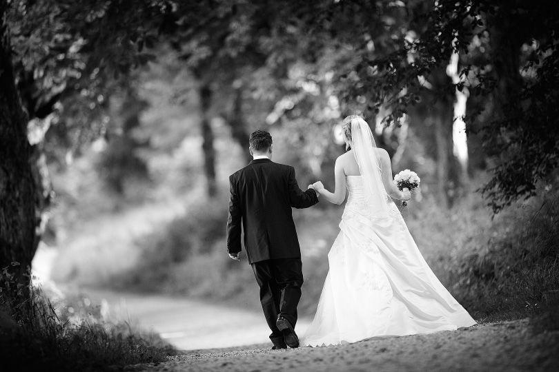 Beispiel: Atemberaubende Fotos von Ihrer Hochzeit, Foto: Walkingonadream.