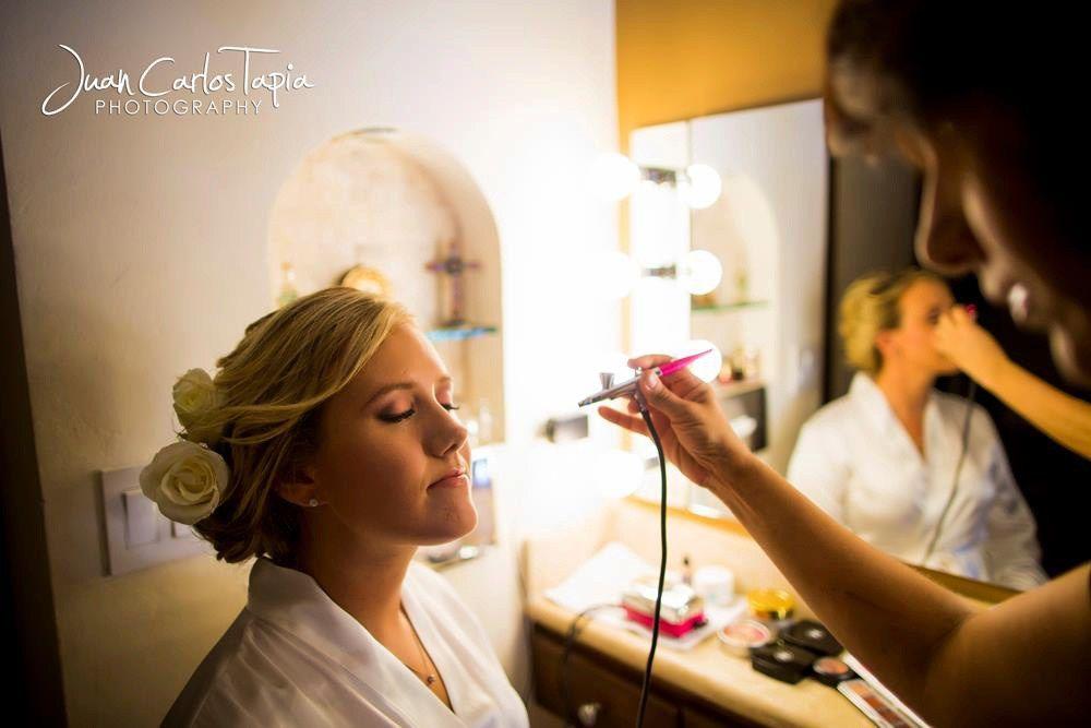 Alma Vallejo Cabo Hair Makeup Professionals