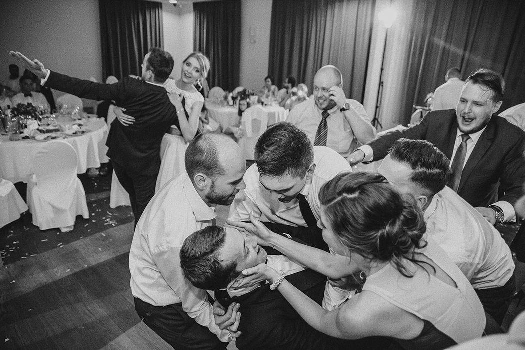 Przyjęcie weselne Fotograf