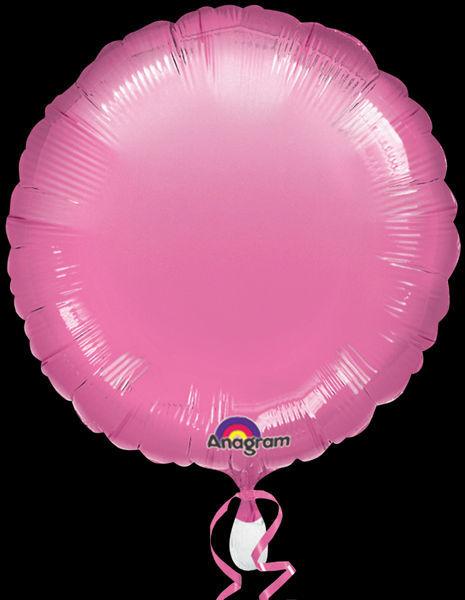 Beispiel: Ballon rosa, Foto: Bombastisch.