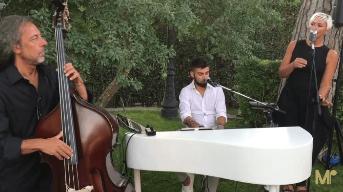 Trio (Piano, Voce e Contrabbasso)