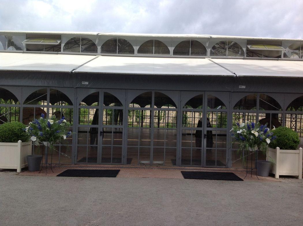 compositions entrée Orangerie