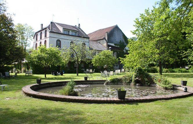 Logis Auberge des Vieux Moulins Banaux