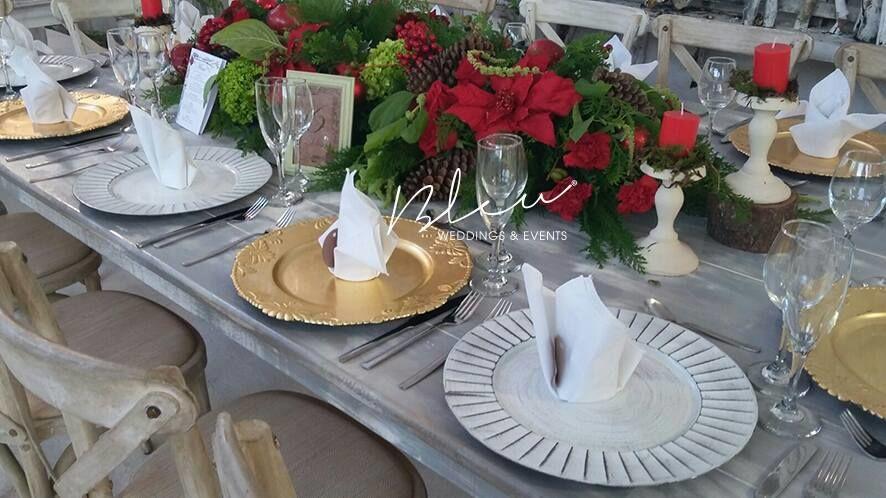 Bleu Weddings and Events Mx