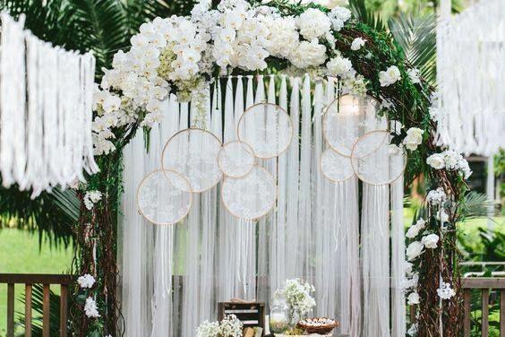 Rustic Wedding Decoration