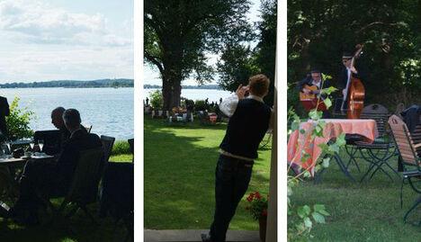 Beispiel: Hochzeitsplanung, Foto: ich will! Hochzeiten & Events.