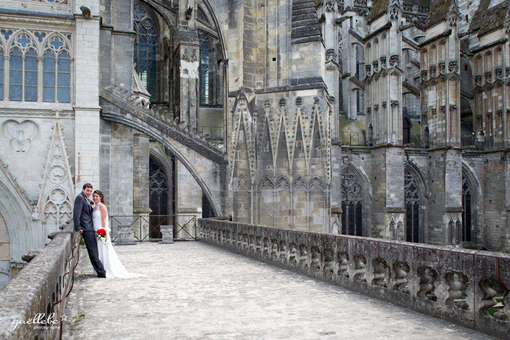 Gaellebc Photographe  Cathédrale Tours 37