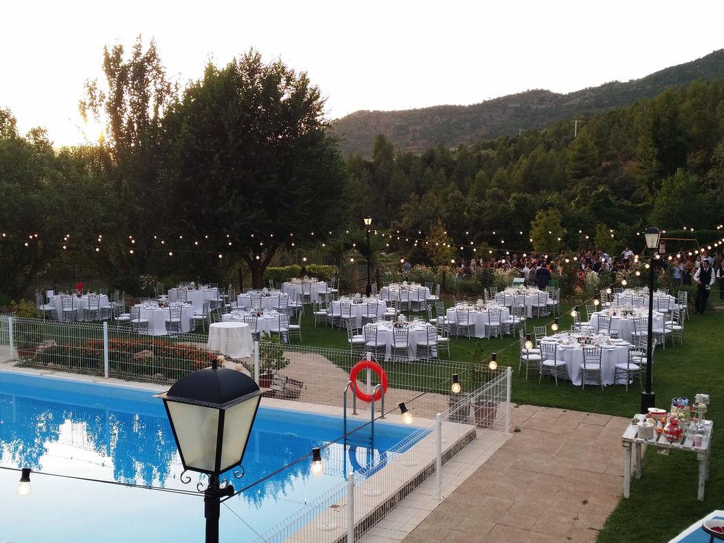 Hotel Val De Pinares (Albacete)