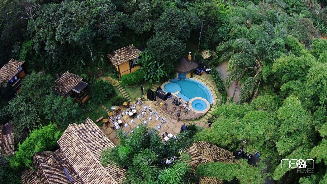 Vila Solaris Pousada e Eventos - vista panorâmica
