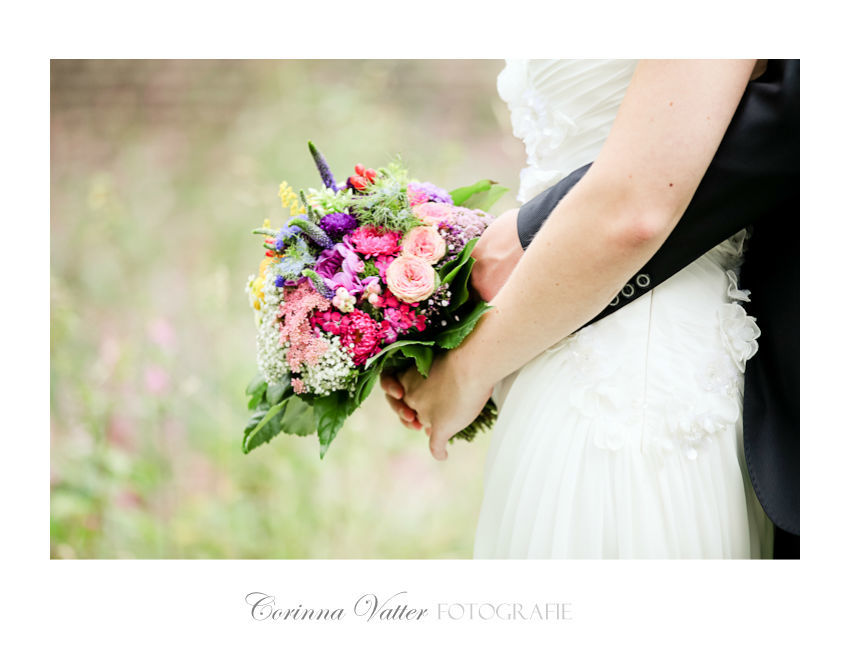 Hochzeitsfotos-Brautstrauss  Corinna Vatter wedding photography