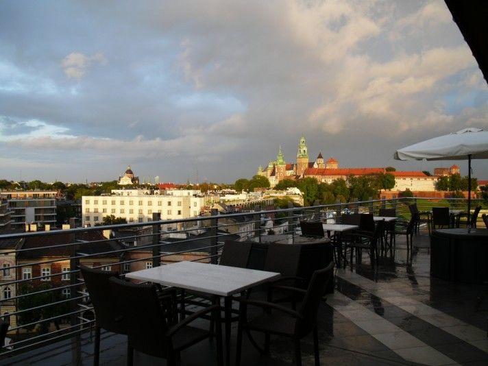 Restauracja Percheron w Krakowie
