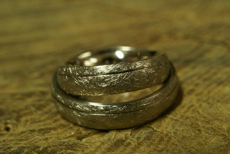 Beispiel: Einzigartige Ringe, Foto: Goldschmiede Piechula.