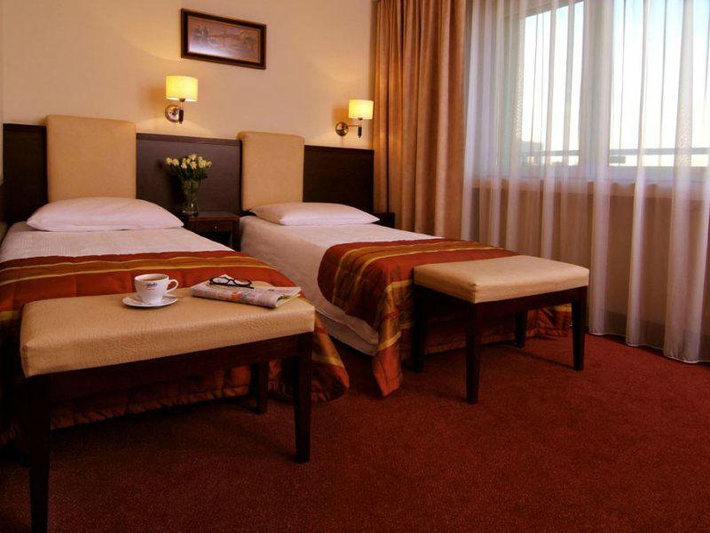 Trzygwiazdkowy Best Western Hotel Felix