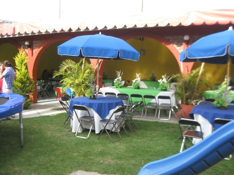 Salón Jardín Los Globos