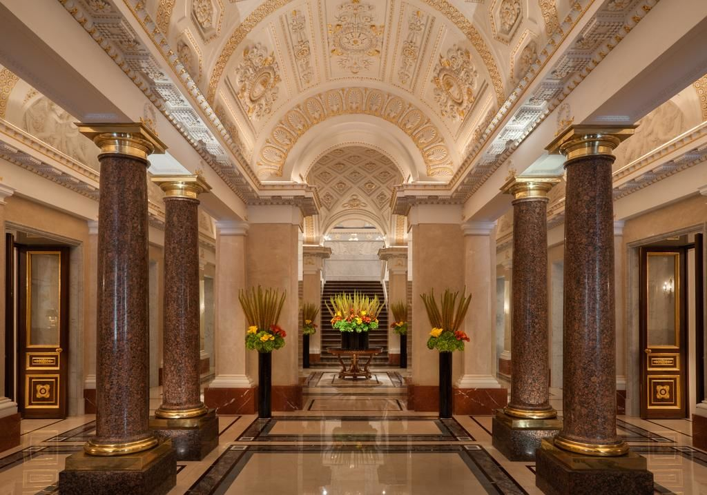 Four Seasons Hotel Lion Palace St. Petersburg Санкт-Петербург
