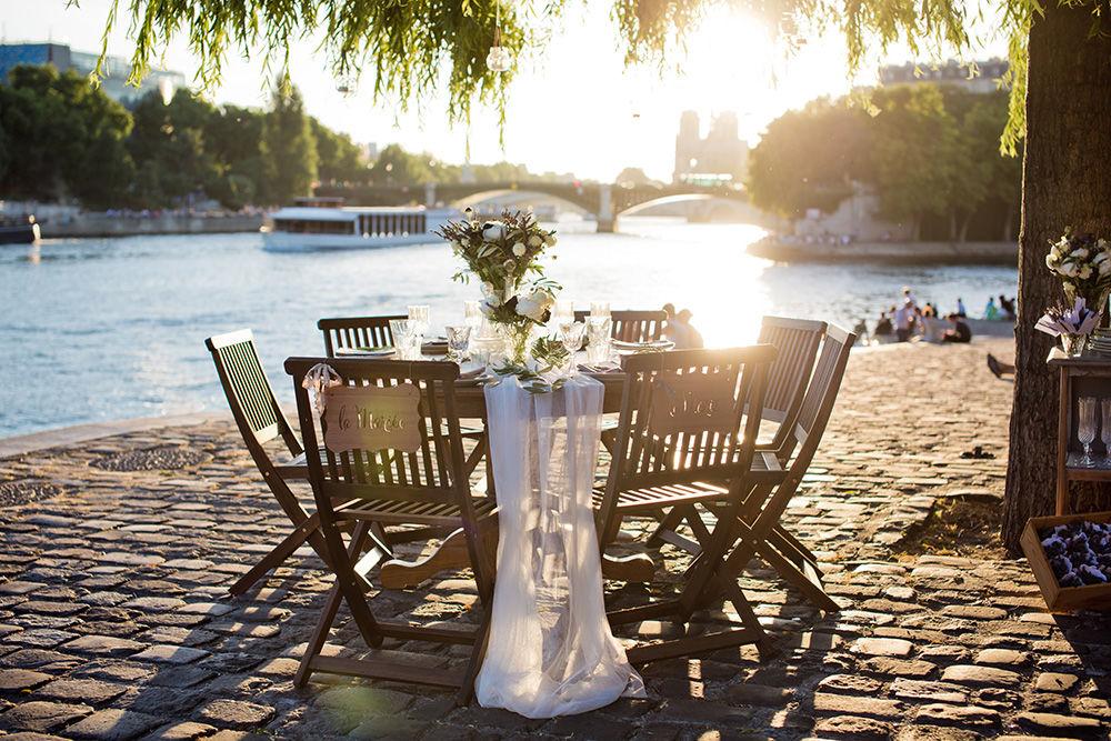 Wedding/ Event planner/ Scénographie:© La Mariée by Line Photos:© Flora Chevalier Photographie