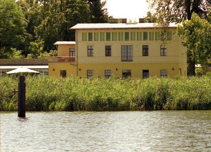 Beispiel: Blick vom See, Foto: Kavalierhaus Caputh.