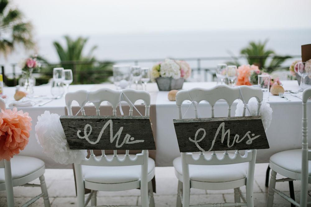 Mariage de Nathalie & Hamza à la Résidence du Cap Brun à Toulon Crédit TroisStudioPhotography