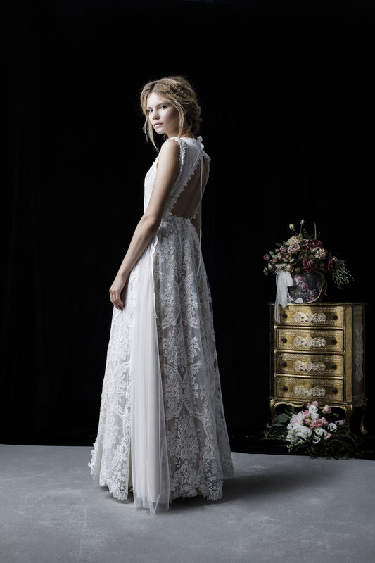 Suknie ślubne - Joanna Niemiec atelier