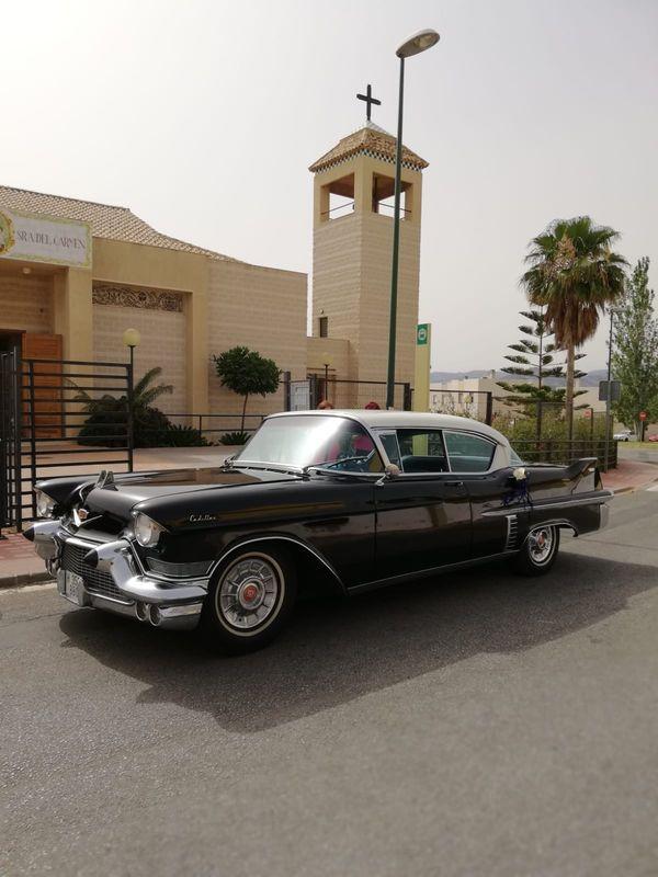 Museo Automovilístico y de la Moda- Transporte para novios