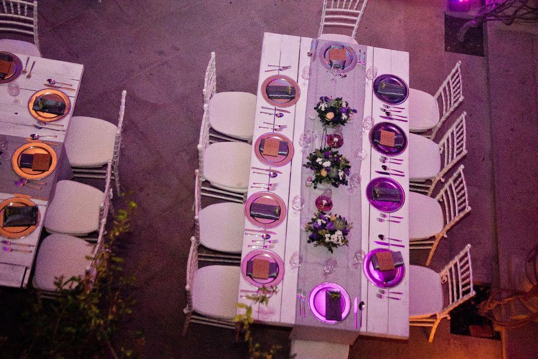 Combinación de estilo y presupuesto. Nayeli Blanquel, curadora de bodas en Ciudad de México