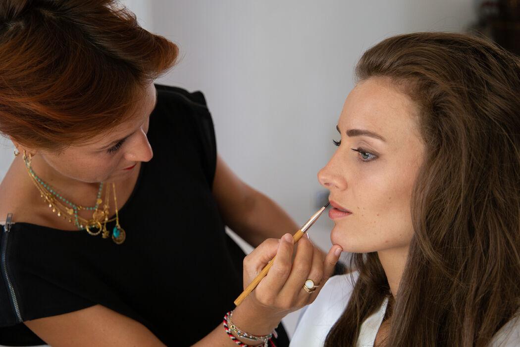 Noëlla Roussignol - coiffeuse styliste visagiste