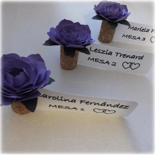 Identificador de puestos modelo Cork