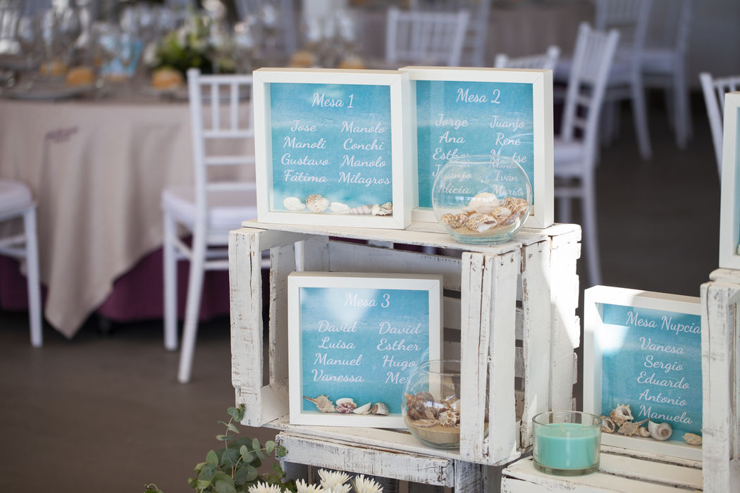 Mar Aday Wedding Planner & Deco