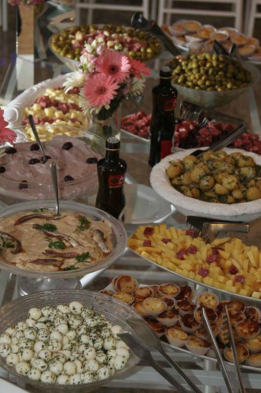 Espaço Italian Buffet