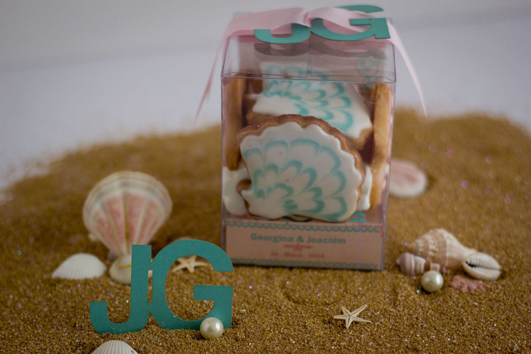 Recuerdos Comestibles Edible favors