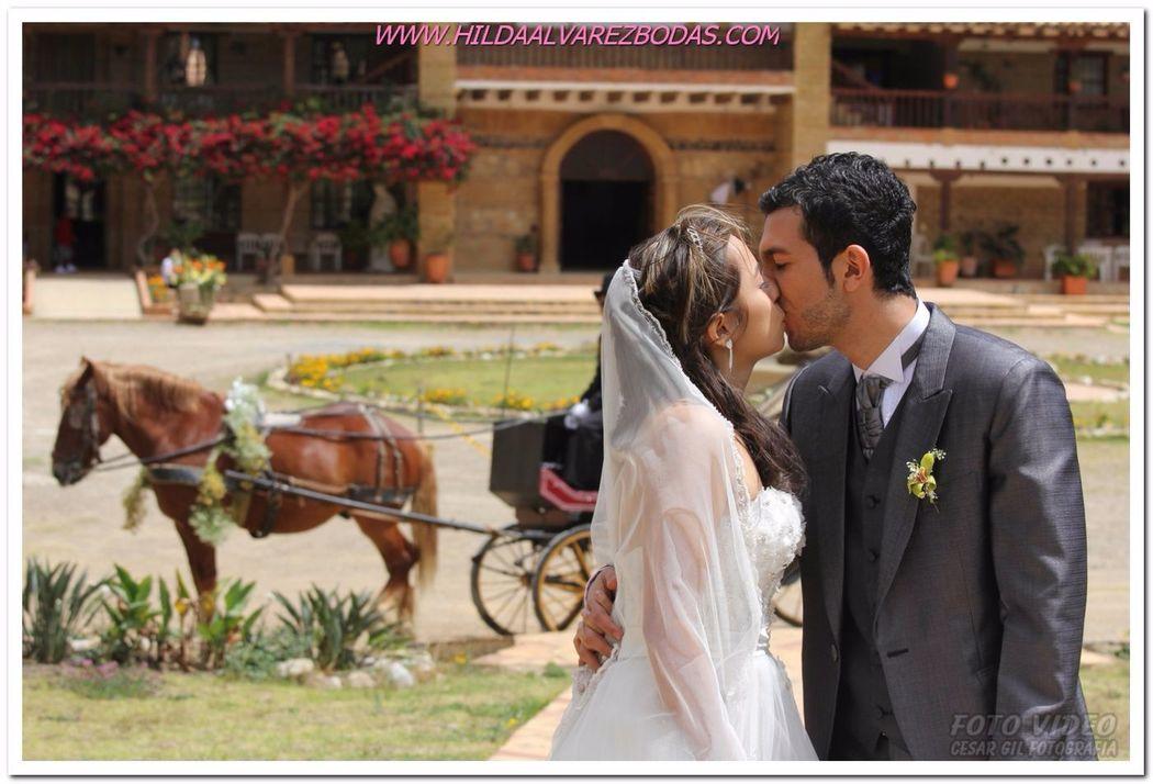 boda Miguel y Lady