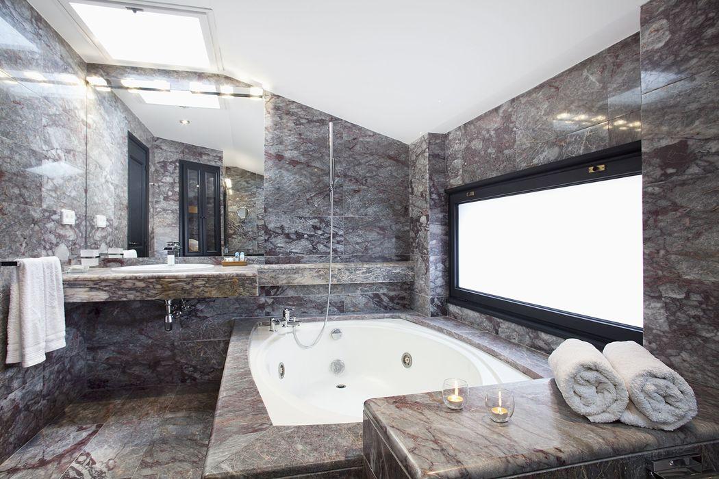 Baño suite Batllevell